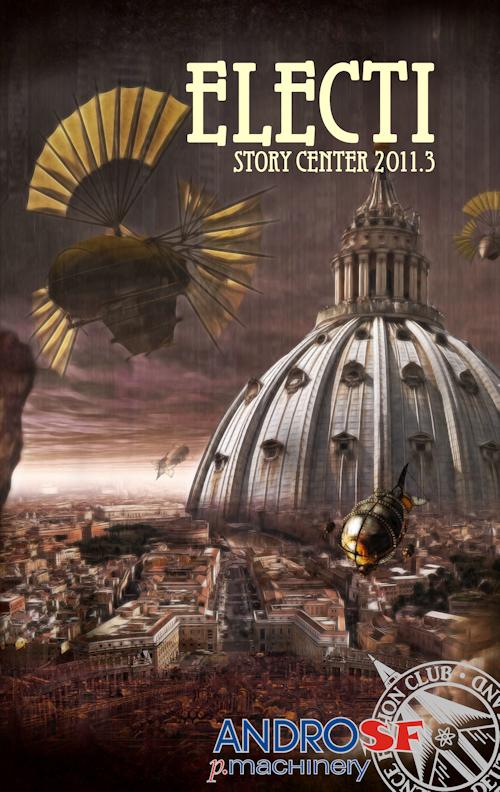 Mit etwas Verspätung: Story Center 2011