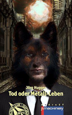 """4 in 1: Jörg Hugger, """"Metallleben 1-4"""""""