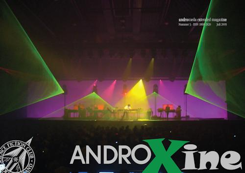 androXine 3, Titelfoto von Matthias Eislöffel