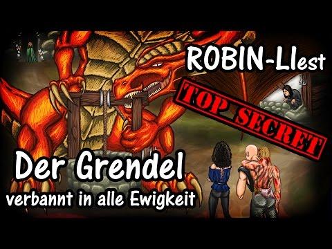 ROBIN LIest - Der Grendel, verbannt in alle Ewigkeit