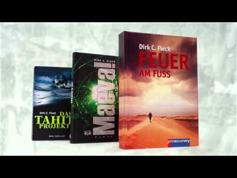"Heiß, heißer, ""Feuer am Fuss"". Dirk C. Flecks Maeva-Trilogie ist komplett"
