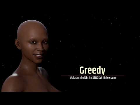 Darling - Ein Greedy-Roman aus dem Xenosys-Universum